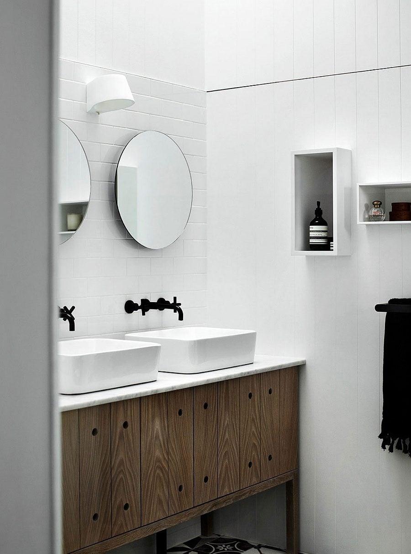 1413 Ngôi nhà cổ điển mang nội thất hiện đại tại Melbourne qpdesign