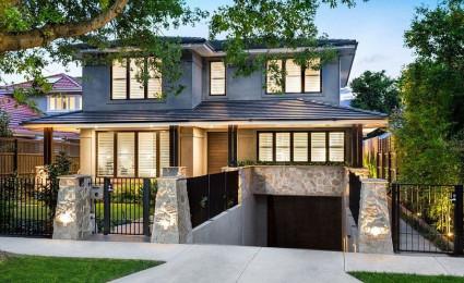 Ngôi nhà với thiết kế hiện đại và tươi sáng tại Melbourne