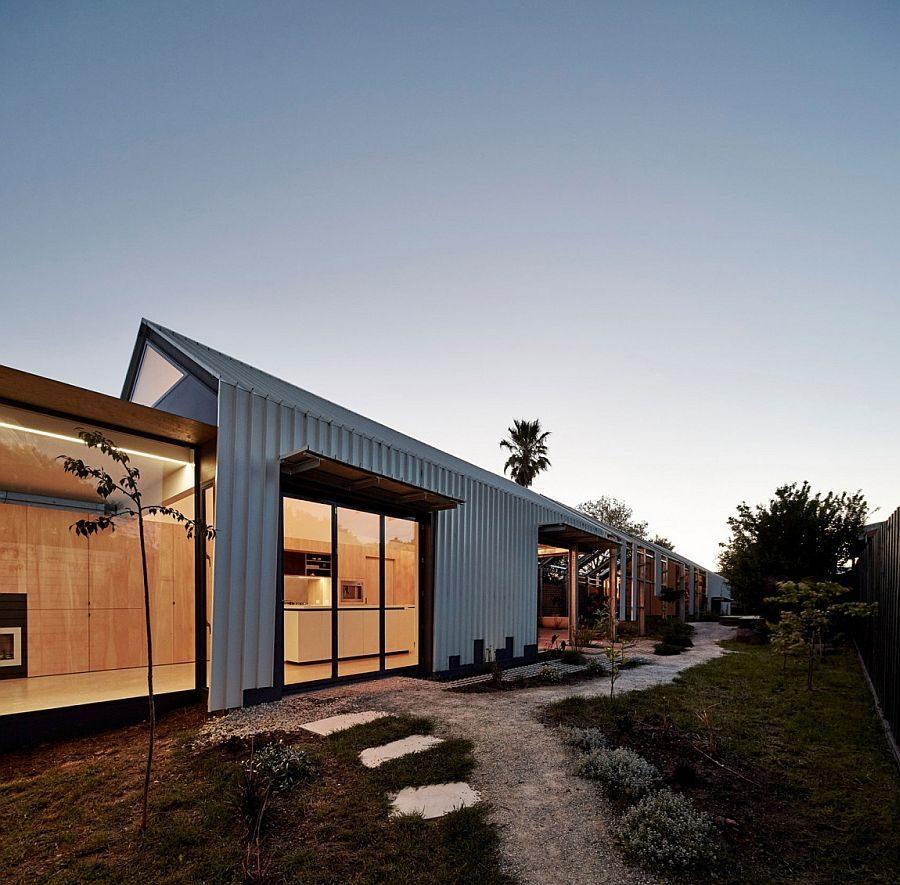 1522 Ngôi nhà với thiết kế không gian mở vô cùng độc đáo tại Úc qpdesign