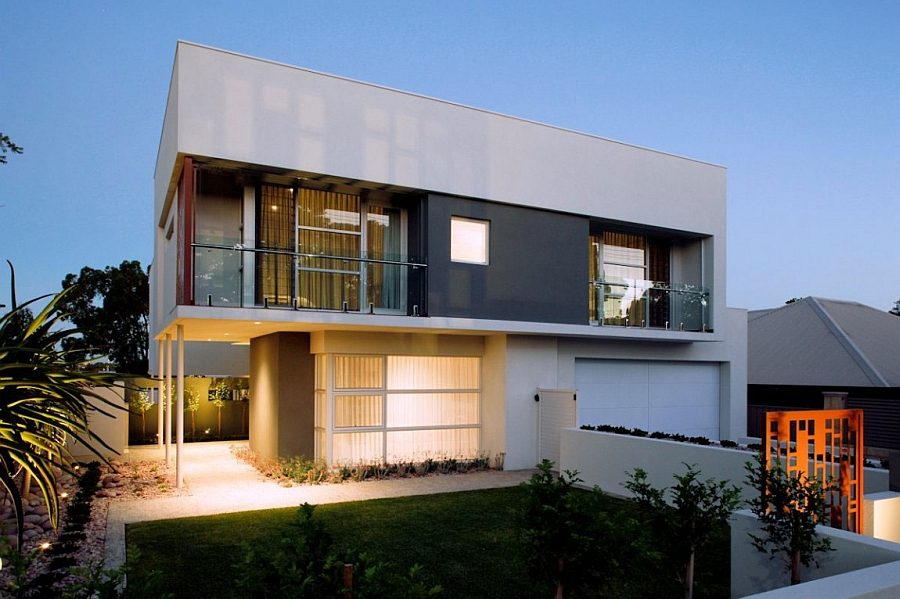 Perth Residence - Thiết kế nhà ở đơn giản nhưng vẫn lôi cuốn