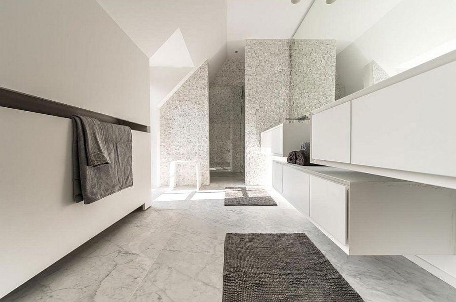 163 Ấn tượng với thiết kế nội thất biệt thự vô cùng tinh tế tại Bỉ qpdesign