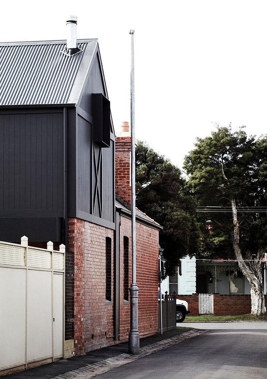 168 Ngôi nhà cổ điển mang nội thất hiện đại tại Melbourne qpdesign