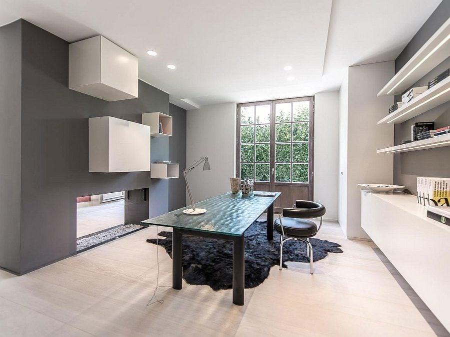 171 Ấn tượng với thiết kế nội thất biệt thự vô cùng tinh tế tại Bỉ qpdesign