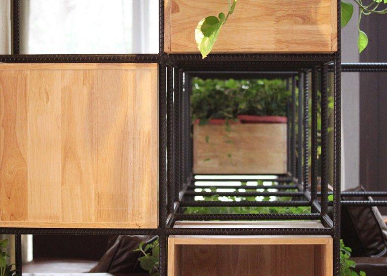 1717 Thiết kế cafe xanh ấn tượng và thân thiện với môi trường qpdesign