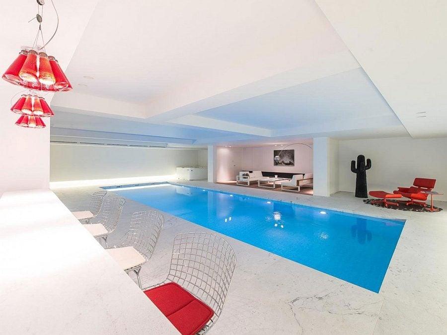 181 Ấn tượng với thiết kế nội thất biệt thự vô cùng tinh tế tại Bỉ qpdesign