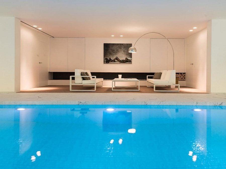 Ấn tượng với thiết kế nội thất biệt thự vô cùng tinh tế tại Bỉ