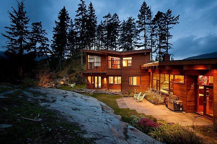 biệt thự nghỉ dưỡng gỗ 20