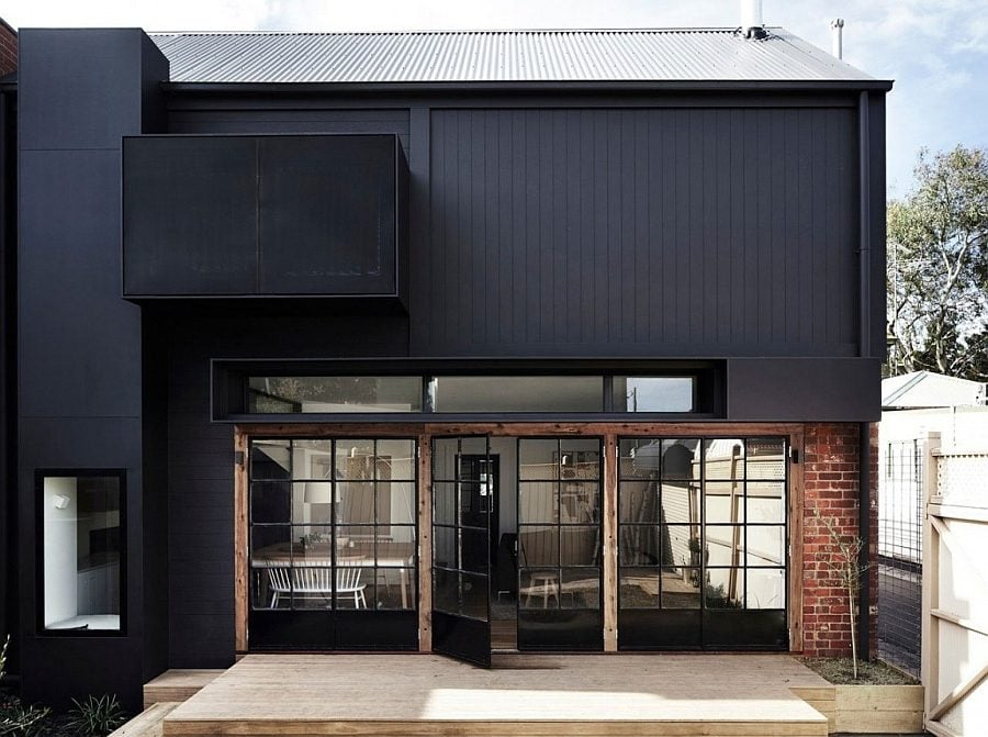 220 Ngôi nhà cổ điển mang nội thất hiện đại tại Melbourne qpdesign