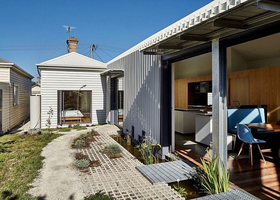 257 Ngôi nhà với thiết kế không gian mở vô cùng độc đáo tại Úc qpdesign