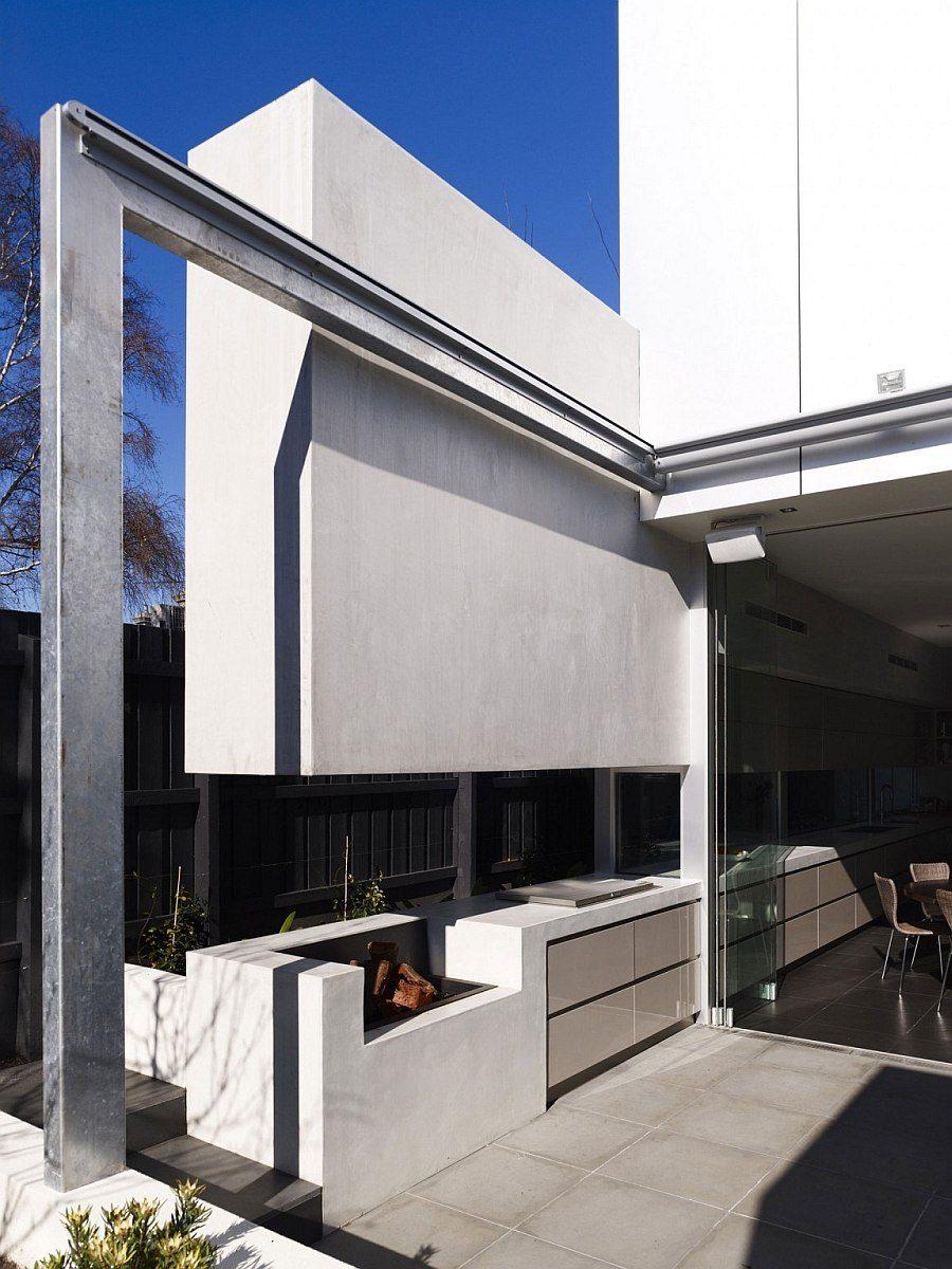 26 Ngôi nhà phong cách tối giản hiện đại tại Úc qpdesign