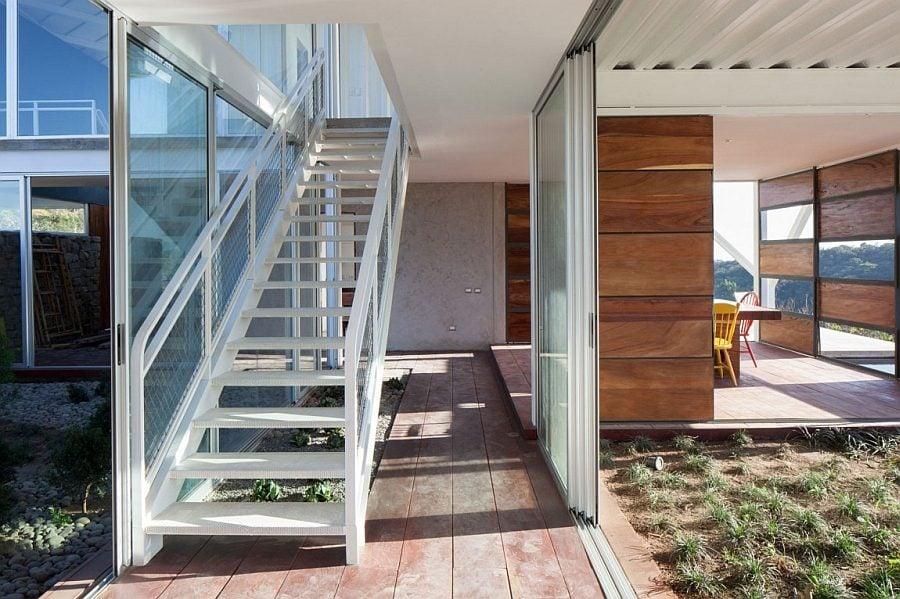 267 Biệt thự nghỉ dưỡng ấn tượng với mái nhà độc đáo qpdesign