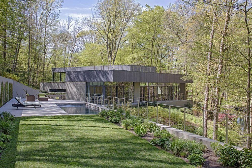 275 Weston Residence Ngôi nhà bên hồ với kiến trúc xanh tuyệt vời qpdesign