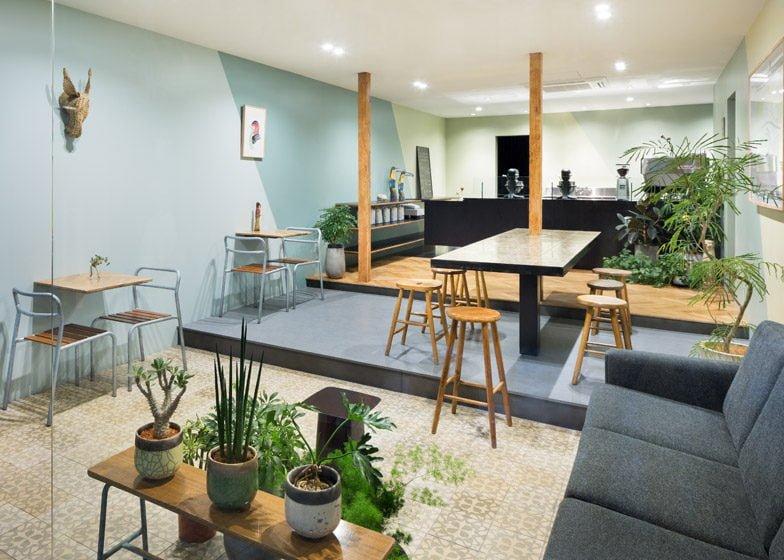 276 Snow Picnic   Quán cafe kem đáng yêu tại Nhật Bản qpdesign