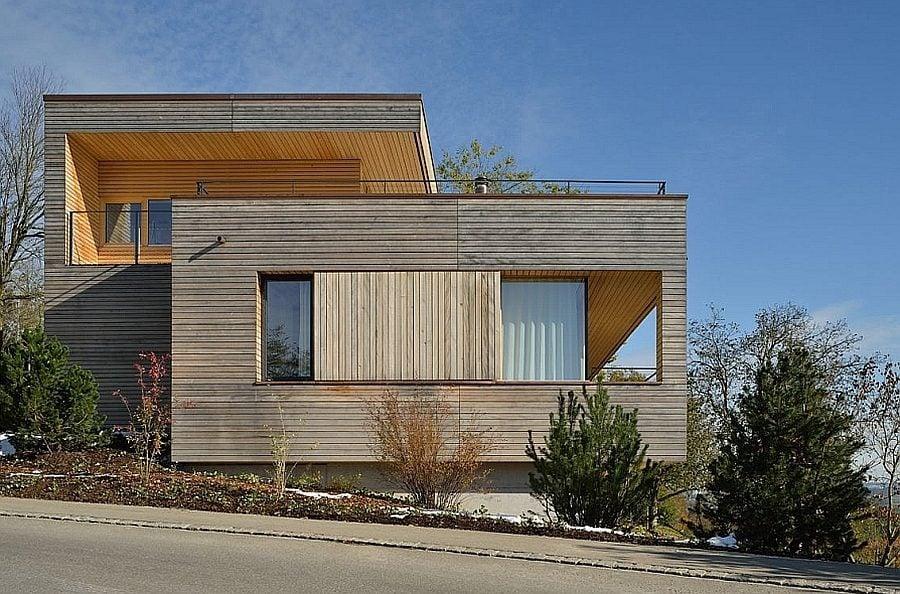 ngôi nhà gỗ 2