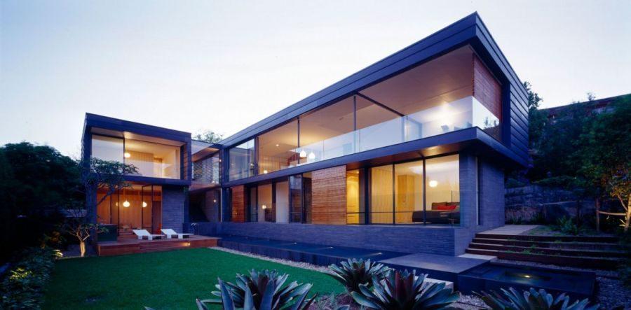 280 Balmoral House   Ngôi nhà không gian mở ấn tượng tại Úc qpdesign