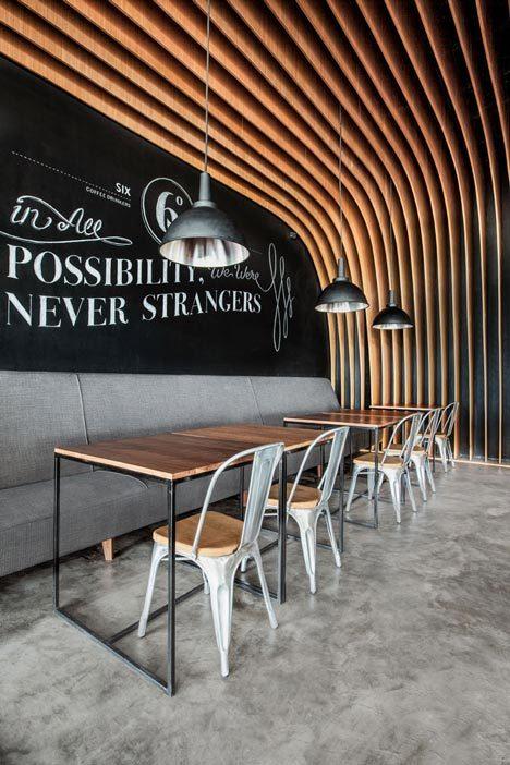 286 Six Degrees Cafe   Thiết kế cafe độc đáo tại Indonesia qpdesign