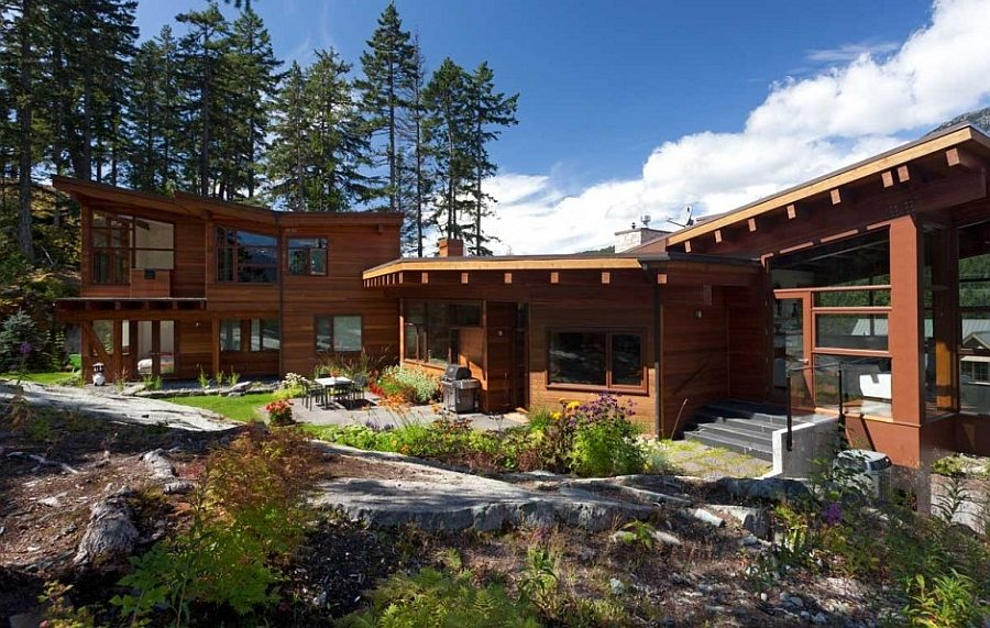 biệt thự nghỉ dưỡng gỗ 3