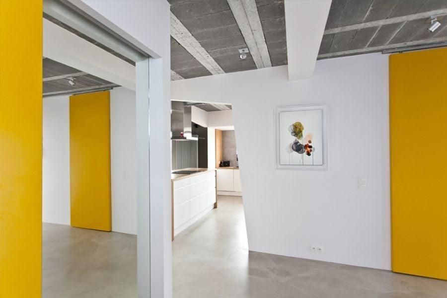 330 Thiết kế nhà ở tại Ba Lan kết hợp hai phong cách Scandinavian và Minimalist qpdesign