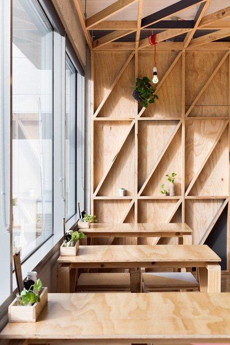 337 Jury Cafe   Quán cafe đầy màu sắc với thiết kế sáng tạo tại Úc qpdesign