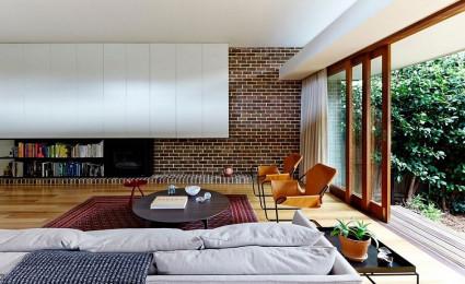 Ngôi nhà hoàn hảo cho gia đình nhỏ ở Sydney