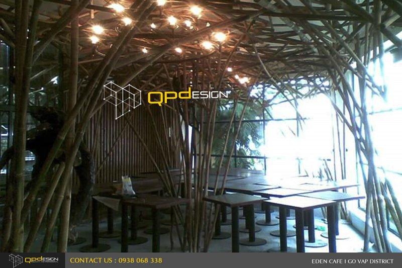 340 Thiết kế – Thi công Cafe địa Đàng qpdesign