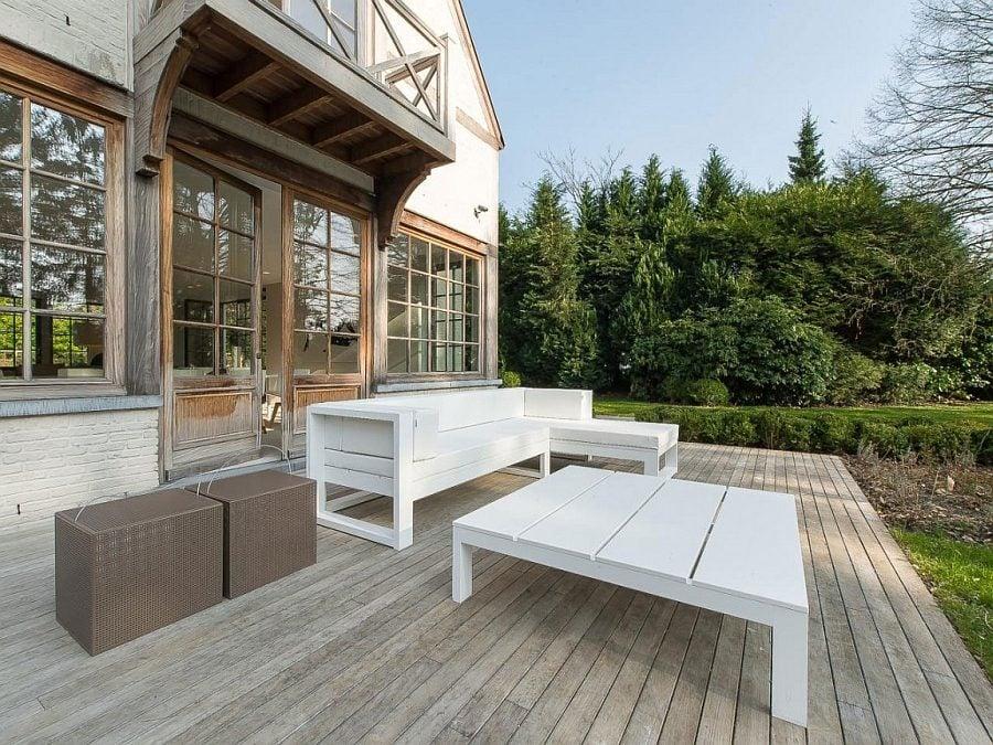 35 Ấn tượng với thiết kế nội thất biệt thự vô cùng tinh tế tại Bỉ qpdesign