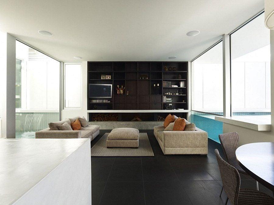 36 Ngôi nhà phong cách tối giản hiện đại tại Úc qpdesign