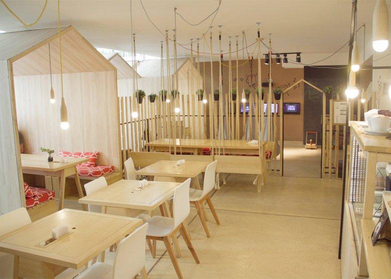 428 Fiii Fun House   Quán cafe thú vị tại Argentina qpdesign