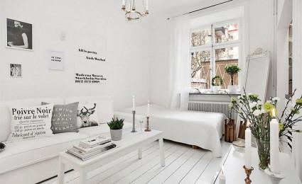 Căn hộ siêu nhỏ nhưng vẫn đầy đủ tiện nghi tại Thụy Điển