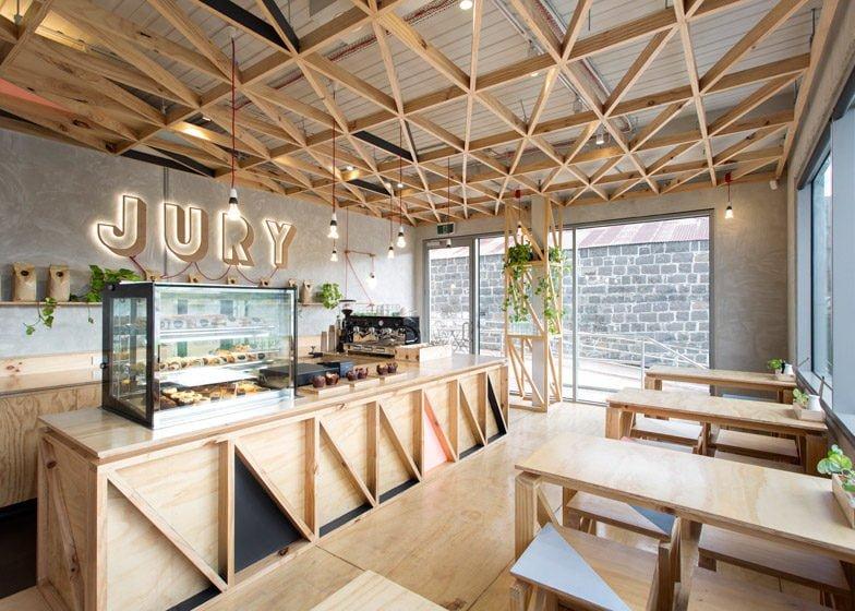 435 Jury Cafe   Quán cafe đầy màu sắc với thiết kế sáng tạo tại Úc qpdesign