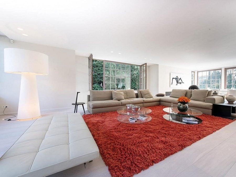 45 Ấn tượng với thiết kế nội thất biệt thự vô cùng tinh tế tại Bỉ qpdesign