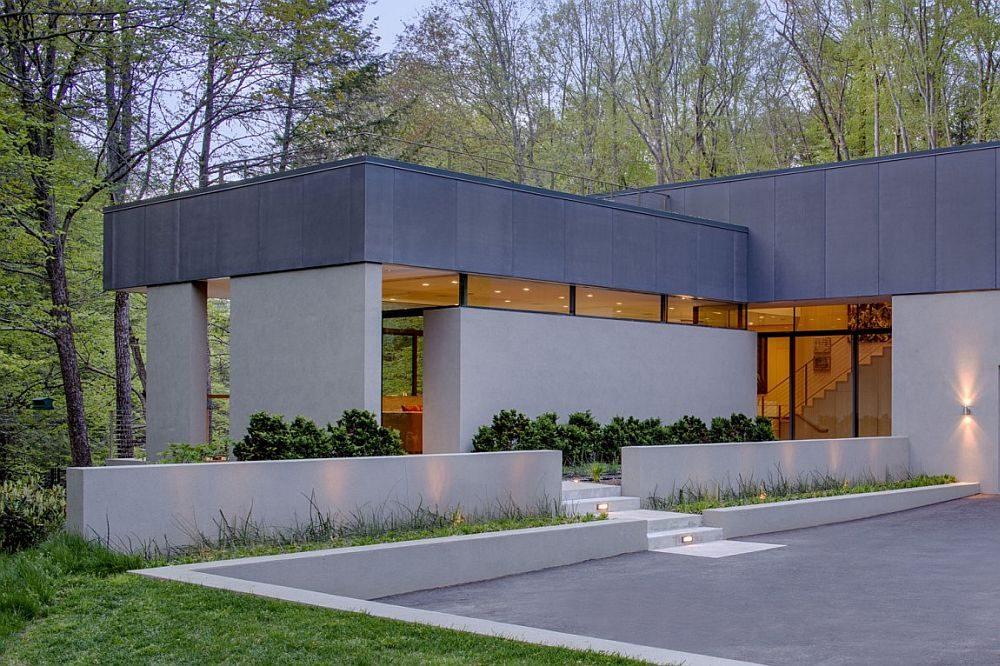 456 Weston Residence Ngôi nhà bên hồ với kiến trúc xanh tuyệt vời qpdesign