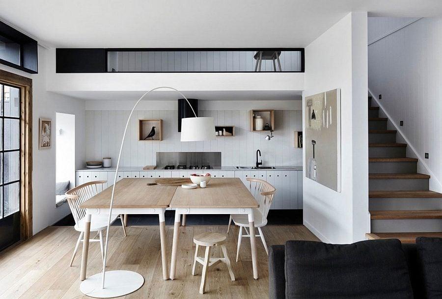 519 Ngôi nhà cổ điển mang nội thất hiện đại tại Melbourne qpdesign
