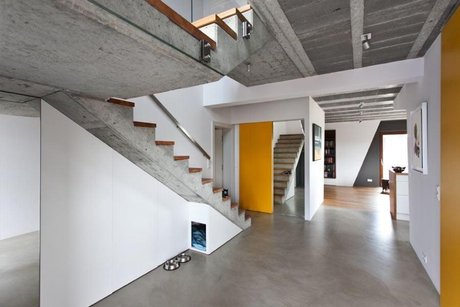 528 Thiết kế nhà ở tại Ba Lan kết hợp hai phong cách Scandinavian và Minimalist qpdesign