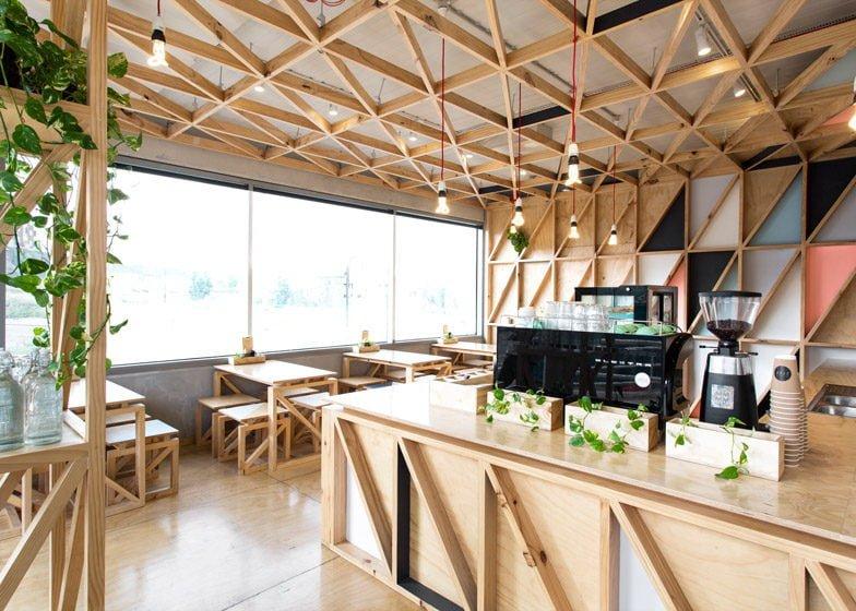 637 Jury Cafe   Quán cafe đầy màu sắc với thiết kế sáng tạo tại Úc qpdesign