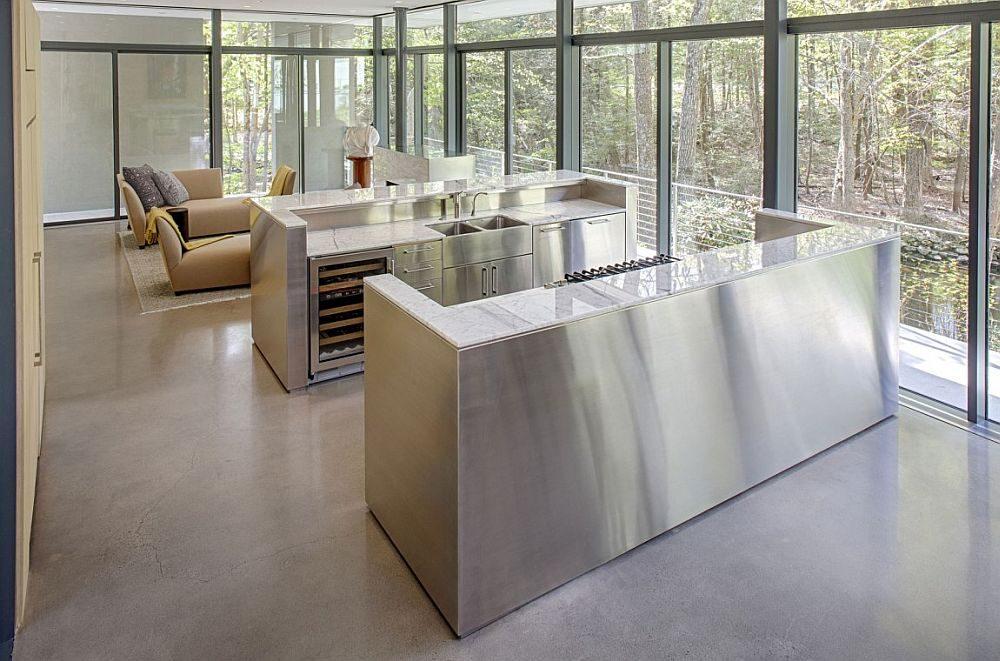 658 Weston Residence Ngôi nhà bên hồ với kiến trúc xanh tuyệt vời qpdesign