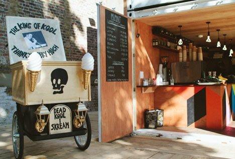 MVMT Café - Quán cafe sáng tạo và độc đáo tại Anh
