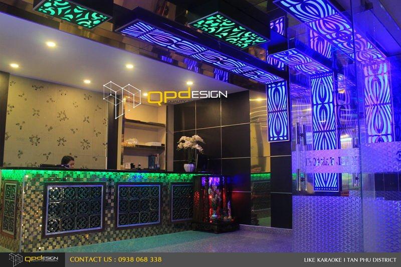 Thiết kế - Thi công Karaoke Like 6A