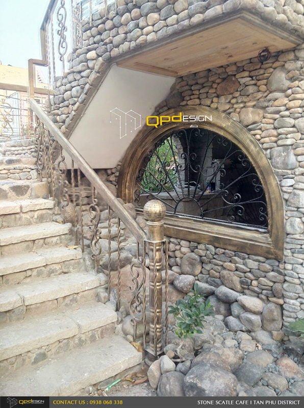 Thiết kế thi công nâng cấp cafe Lâu Đài Đá ( Stone Castle) 6E