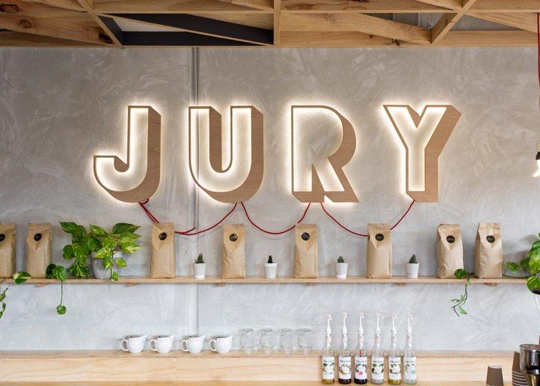 736 Jury Cafe   Quán cafe đầy màu sắc với thiết kế sáng tạo tại Úc qpdesign