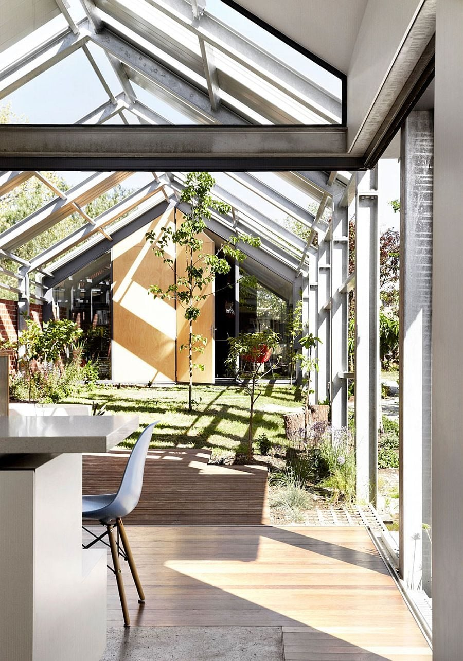 745 Ngôi nhà với thiết kế không gian mở vô cùng độc đáo tại Úc qpdesign