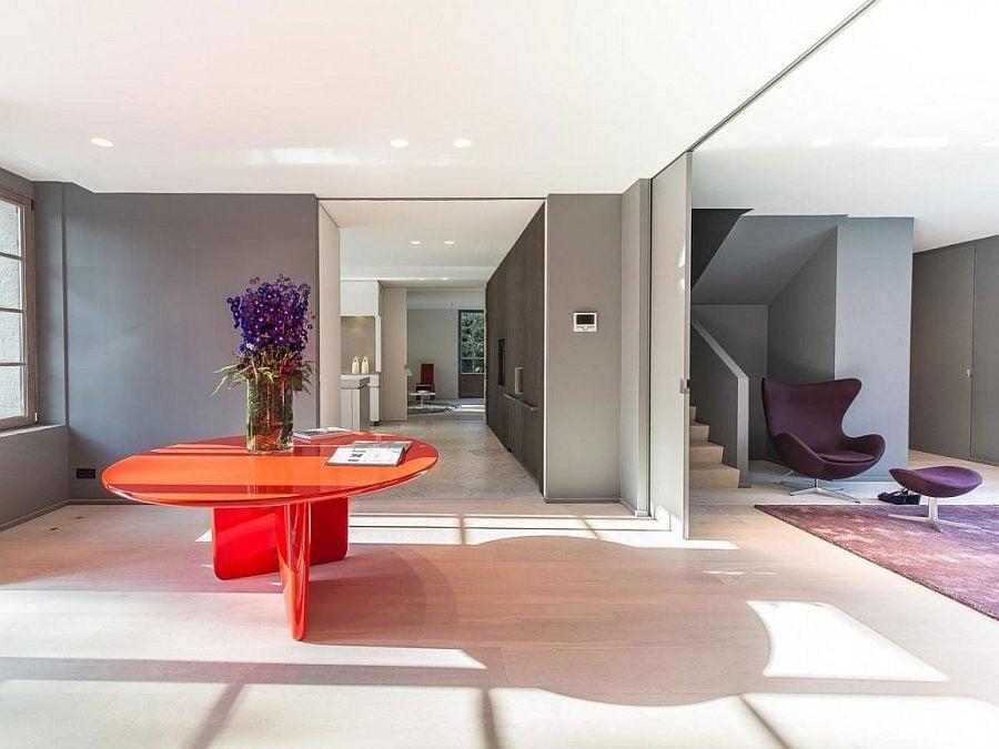 75 Ấn tượng với thiết kế nội thất biệt thự vô cùng tinh tế tại Bỉ qpdesign