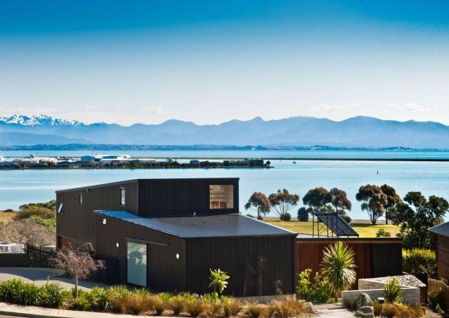 750 Nelson House   Ngôi nhà hình khối đơn giản nhưng vẫn ấn tượng tại New Zealand qpdesign
