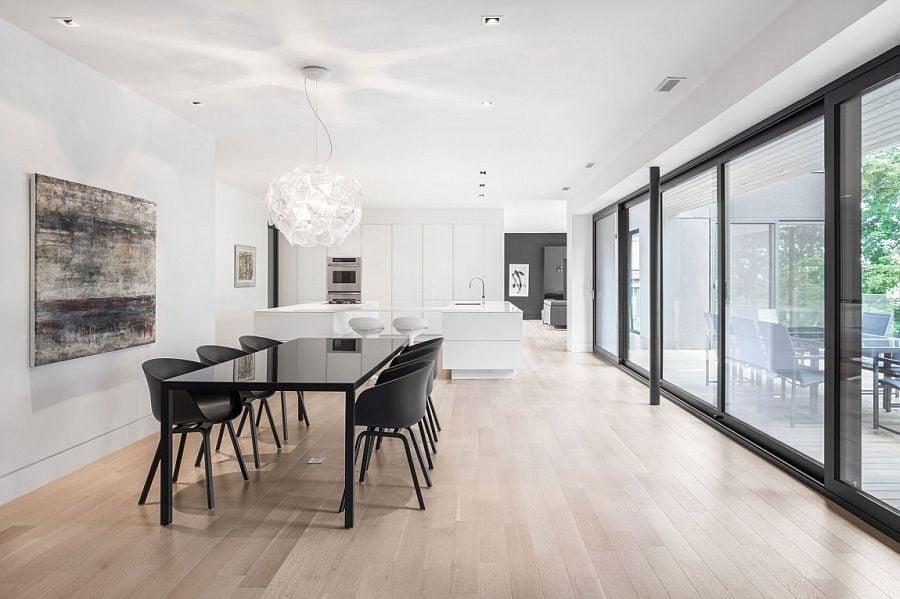 826 Ngôi nhà một tầng được mở rộng thành biệt thự hồ bơi sang trọng qpdesign