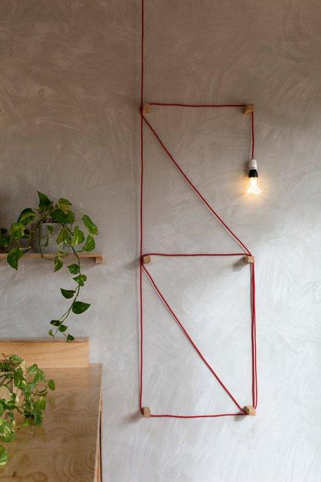 836 Jury Cafe   Quán cafe đầy màu sắc với thiết kế sáng tạo tại Úc qpdesign