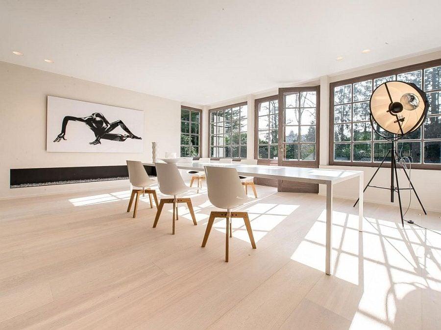 85 Ấn tượng với thiết kế nội thất biệt thự vô cùng tinh tế tại Bỉ qpdesign