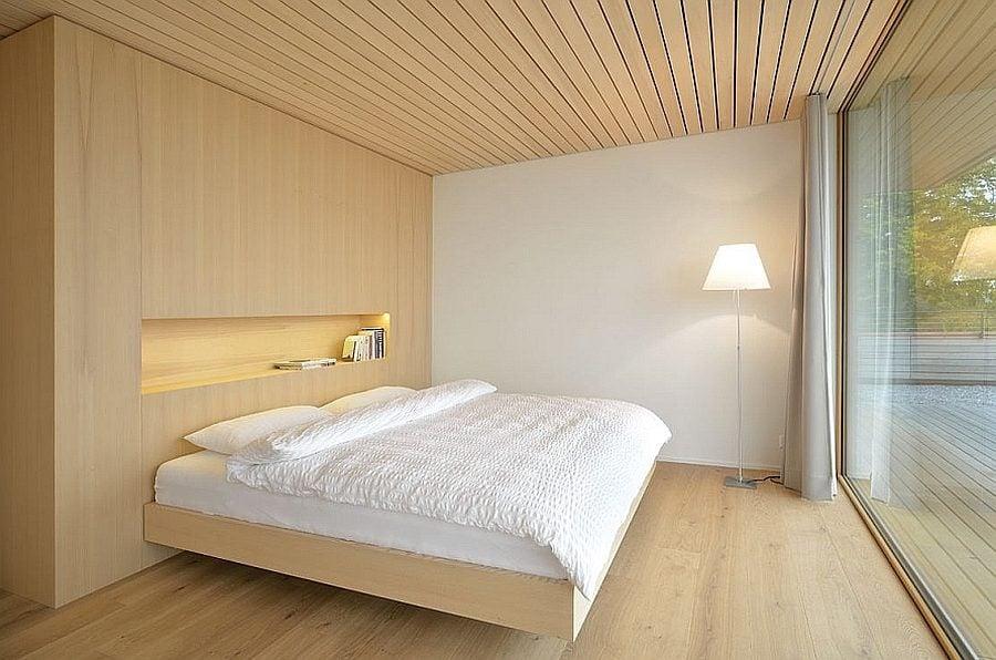 88 Ngôi nhà gỗ đáng yêu trên sườn núi tại Thụy Sĩ qpdesign