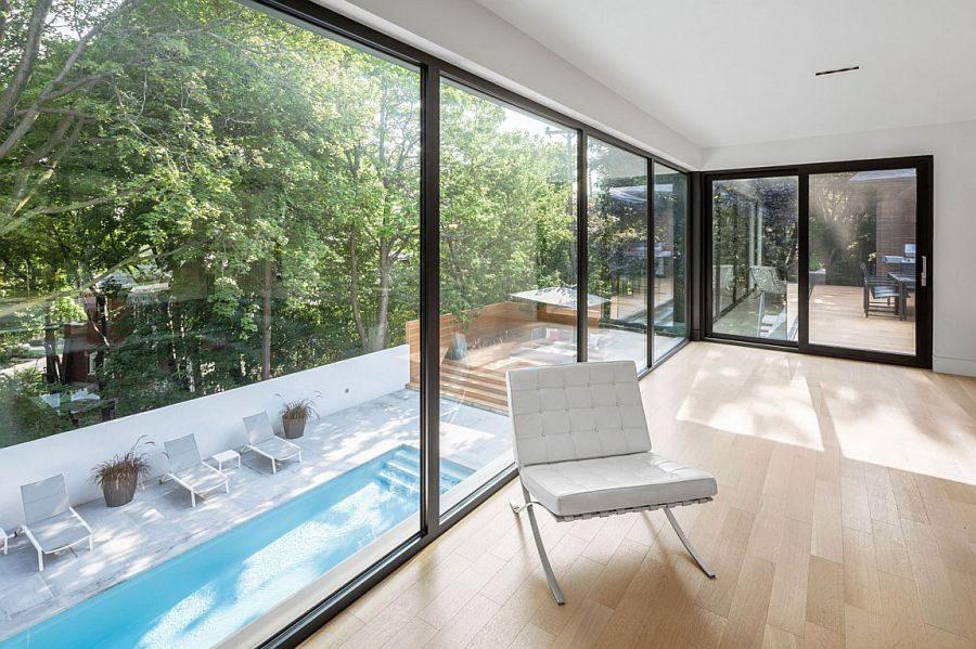 926 Ngôi nhà một tầng được mở rộng thành biệt thự hồ bơi sang trọng qpdesign