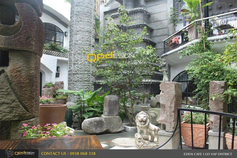 939 Thiết kế – Thi công Cafe địa Đàng qpdesign