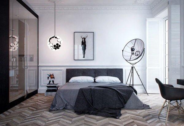 941 Căn hộ một phòng ngủ với thiết kế lôi cuốn tại Nga qpdesign